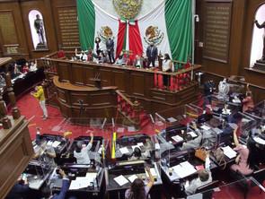 Con pluralidad partidaria, Poder Legislativo define Comisiones de Dictamen