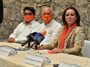 Vanina Hernández, Candidata a la alcaldía de Morelia por Movimiento Ciudadano, inicia campaña