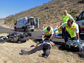 Deja Semana Santa 66 hechos de tránsito, 67 lesionados y 20 fallecidos