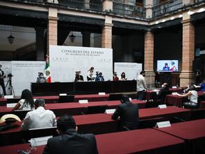 Aprueban diputados cuentas públicas de 111 municipios del ejercicio fiscal 2019