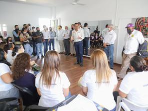 Red de estancias infantiles en Michoacán, será una realidad: Carlos Herrera