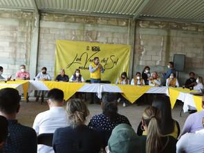 Qué se escuchen las Voces del Sol en todo Michoacán.