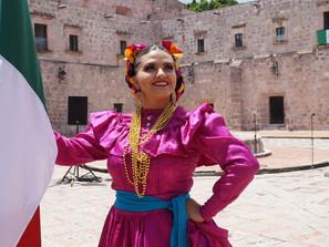 Baile, color y música en la Verbena Cultural Virtual de Michoacán