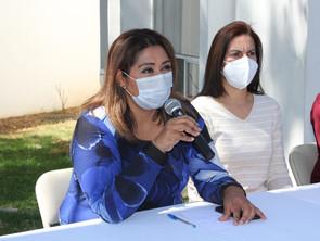 Gobierno de Morelia resguarda a adultos mayores con todos los cuidados pertinentes