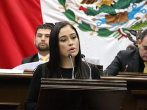 Federación debe aclarar observaciones de la ASF por más de 67 mmdp: Miriam Tinoco Soto