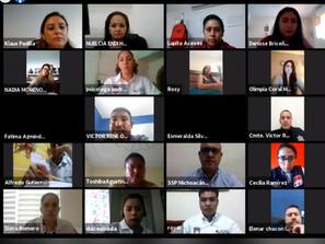 Participa FGE en capacitación para atención a víctimas de violencia digital