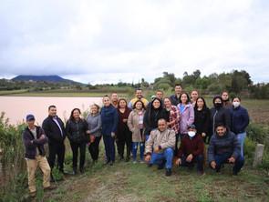 Julieta Gallardo recorre distrito de Puruándiro y agradece apoyo