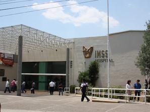 """AMPLÍA IMSS CAPACIDAD DE ATENCIÓN COVID-19 DEL HGZ No. 83 """"CAMELINAS MORELIA"""""""