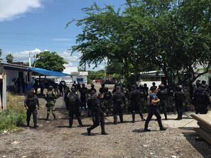 En operativo interinstitucional, fueron liberadas las vías del tren en Michoacán
