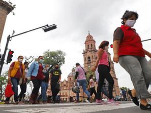 Michoacán en Alerta Máxima por Contagios de COVID-19.