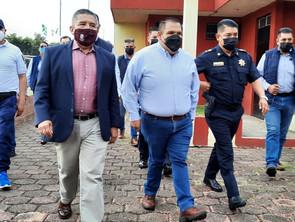 Tarímbaro, por primera vez, con 180 elementos policíacos