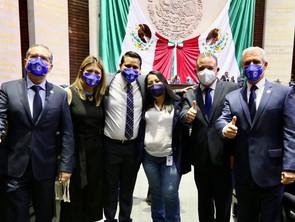 Urgen diputados federales al gobierno de AMLO resultados a la brevedad para los michoacanos