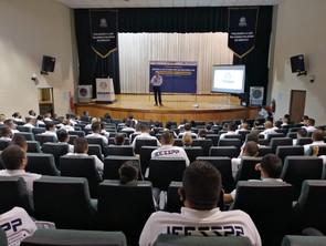 Impulsa Coepredv Modelo de atención en materia de discriminación y violencia con cadetes del IEESSPP