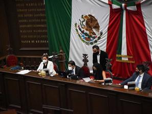 Aprueban diputados glosas de Comisiones del Quinto Informe del Gobierno del Estado