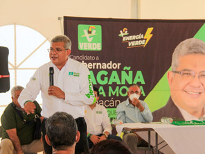 "No al ""voto útil"", sí al voto inteligente, pide Magaña de la Mora"