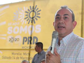 Adecuada la decisión de gobernadores, CONAGO era ya un elefante blanco: Antonio Soto