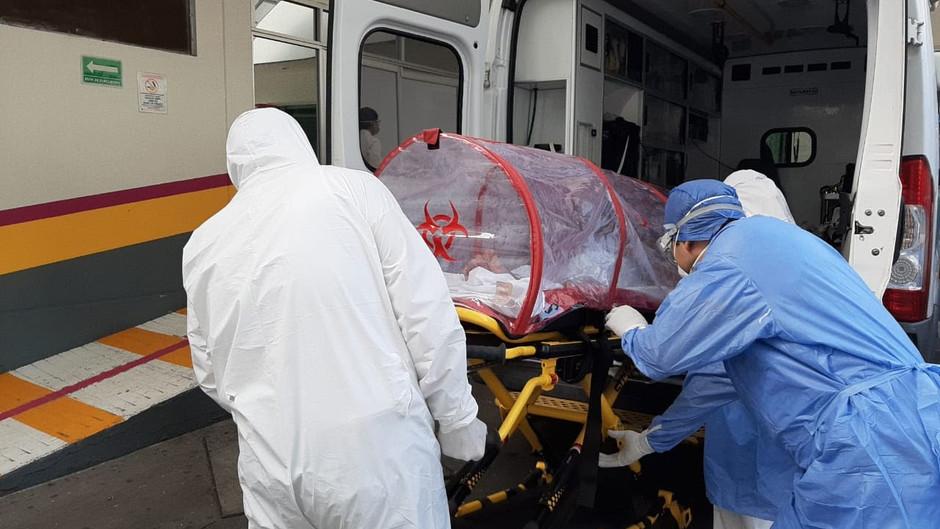 Hospitales de LC reportan ocupación de camas COVID-19 al 42.2 por ciento
