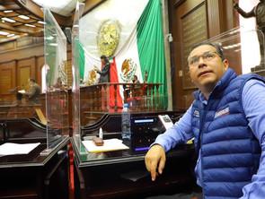 Presidirá Barragán Comisión de Desarrollo Social en el Congreso del Estado