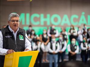 Estoy listo para el debate por Michoacán advierte Magaña de la Mora