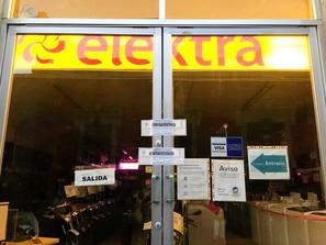 Suspendieron a sucursal de la cadena Coppel y  Elektra en Morelia por Riesgos Sanitarios COVID