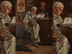 Julio Ruelas, en Historia del Arte de la Secum