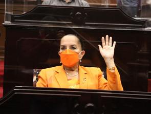 Será prioridad combate a la desaparición de personas y apoyo a las víctimas: Julieta Gallardo