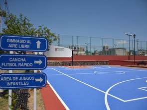 Gobierno de Pátzcuaro autoriza apertura de espacios deportivos