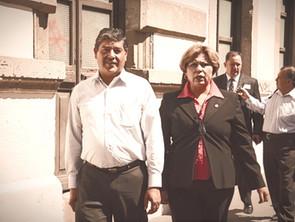 Muere Roberto Arriaga Colín Presidente Municipal de Ocampo víctima del Covid-19