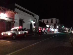 Despliega PC estatal operativo tras sismo, sin afectaciones hasta el momento
