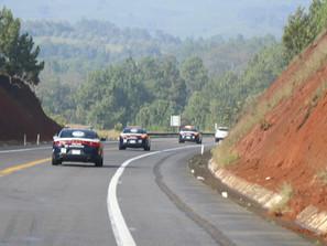 Mantiene SSP acciones preventivas en carreteras y sitios turísticos