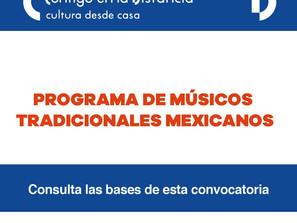 Otorgarán 20 becas a músicos tradicionales