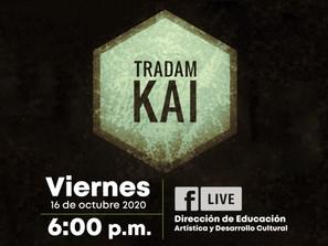 Invita SEE al estreno del proyecto TRADAM KAI, concierto audiovisual