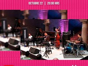El FMM te invita a disfrutar del concierto de Horacio Franco