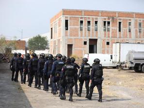 Con cuarteles de la Policía Michoacán, más seguridad en las comunidades