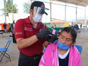 Más de mil 500 michoacanos apoyados por la Beneficencia Pública de la SSM