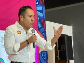 Michoacán con chamba, que a nadie le falte trabajo: Carlos Herrera