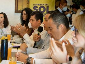 Gobierno Estatal sin estrategia financiera: PRD Michoacán