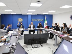 Participación ciudadana, fundamental para el fortalecimiento de la procuración de justicia: Adrián L