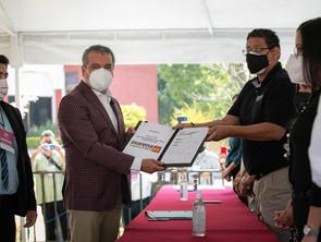Michoacán, a un paso de abatir corrupción y rezago social: Raúl Morón