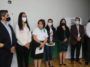 """""""LAS VÍCTIMAS SON EL CENTRO DE ATENCIÓN"""": CORTÉS CARRILLO"""