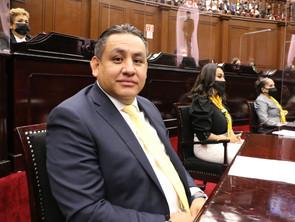 Recuperaremos la confianza ciudadana en el Poder Legislativo: Víctor Manríquez