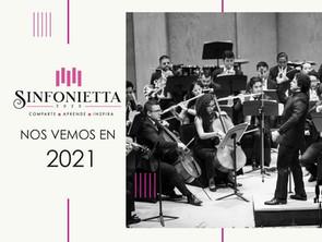 Festival de Música de Morelia pospone para 2021 la segunda edición de Sinfonietta
