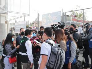 No se logró la meta de 10 mil 725 adultos mayores vacunados en Morelia este sábado