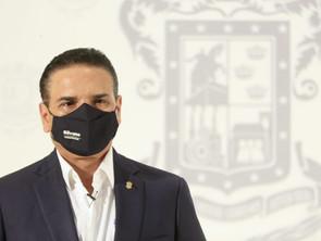 Variante Delta de COVID-19 amenaza a Michoacán: Silvano