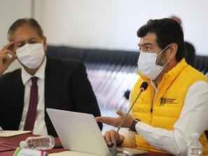 Acuerdan reforzar medidas sanitarias para frenar el COVID-19 en Morelia