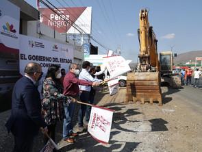 Cierra Raúl Morón etapa como alcalde con inversión de 70 mdp en Villas del Pedregal