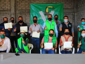 Partido Verde construye su plataforma de la mano de los ciudadanos: Magaña de la Mora