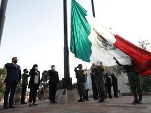 Gobierno de Morelia conmemora CCV Aniversario Luctuoso del Generalísimo José María Morelos y Pavón
