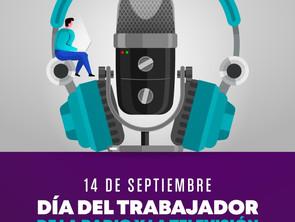 Refrenda gobierno de Michoacán reconocimiento a los trabajadores de la radio y la televisión