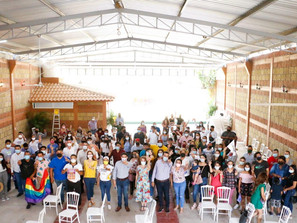 Apuesta Juan Luis García por hacer equipo con las y los jóvenes